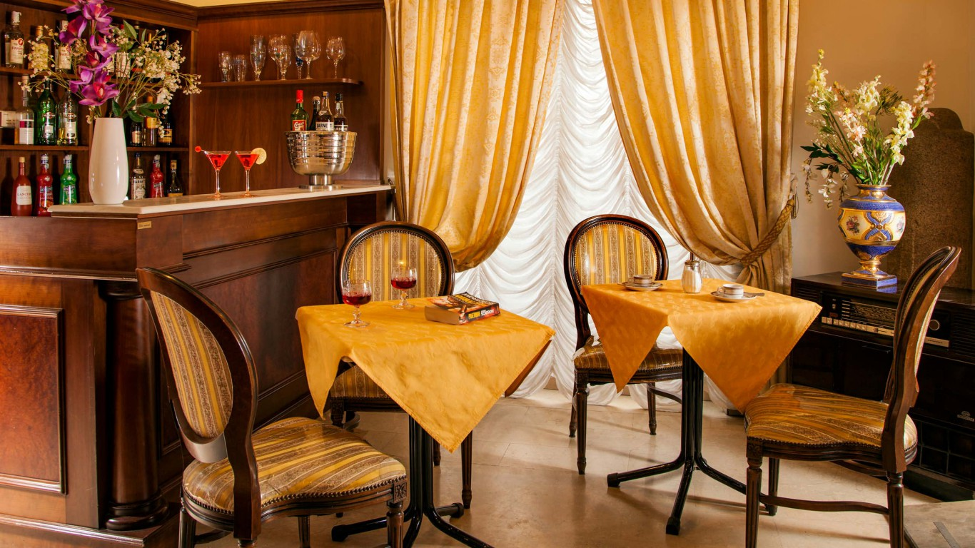 Hotel-Grifo-De-Monti-Rooms-Rome-cafe
