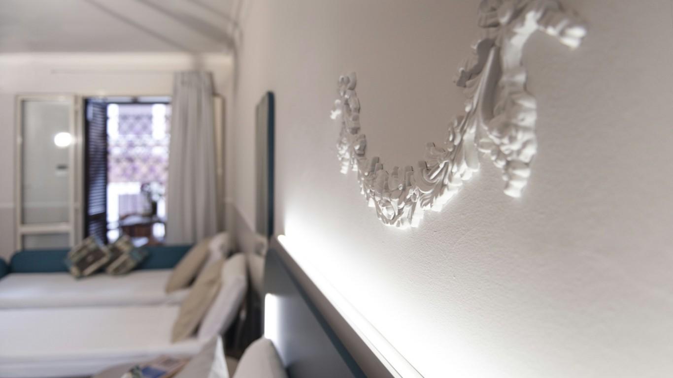 Hotel-Grifo-De-Monti-Rooms-Roma-habitación-cuádruple-2
