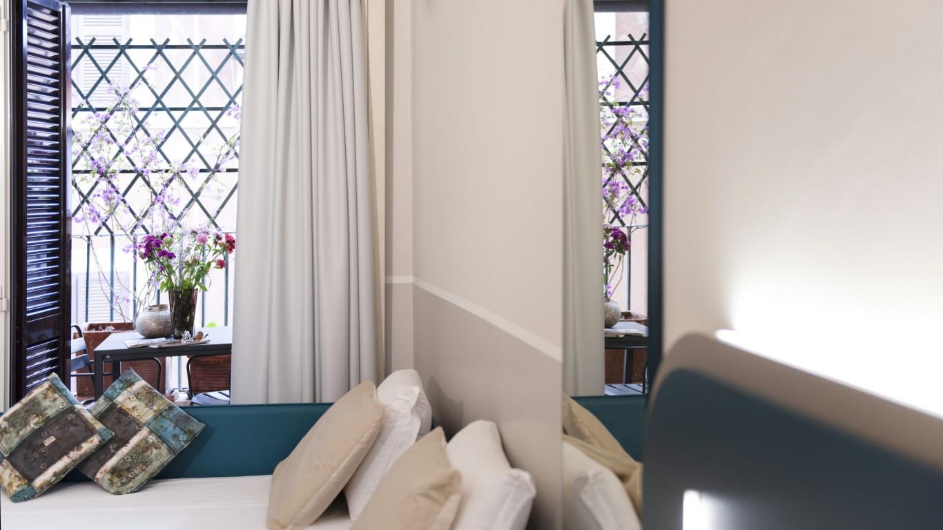 Hotel-Grifo-De-Monti-Rooms-Roma-quarto-quádruplo-6
