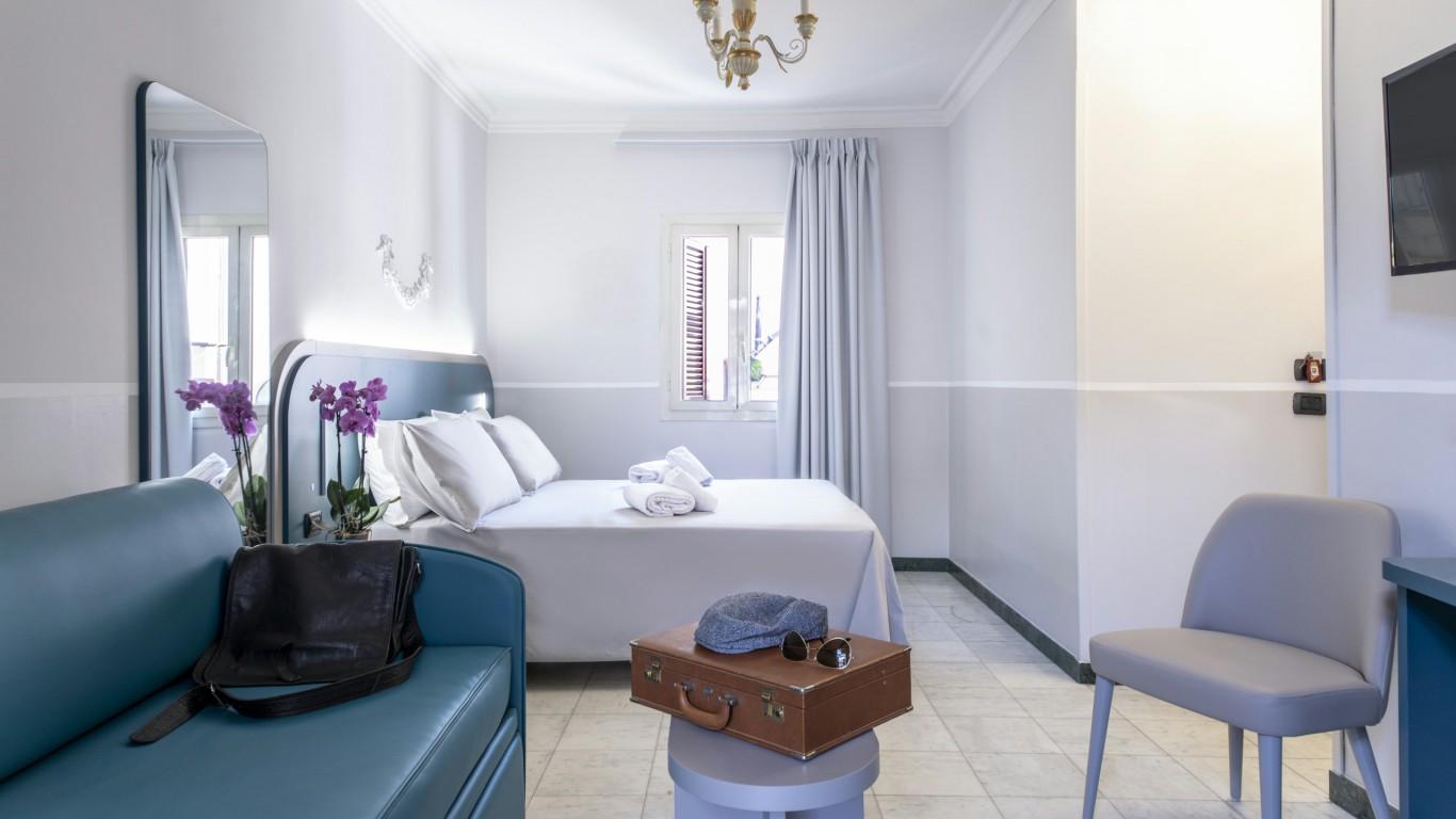 Hotel-Grifo-De-Monti-Rooms-Roma-habitación-deluxe-4
